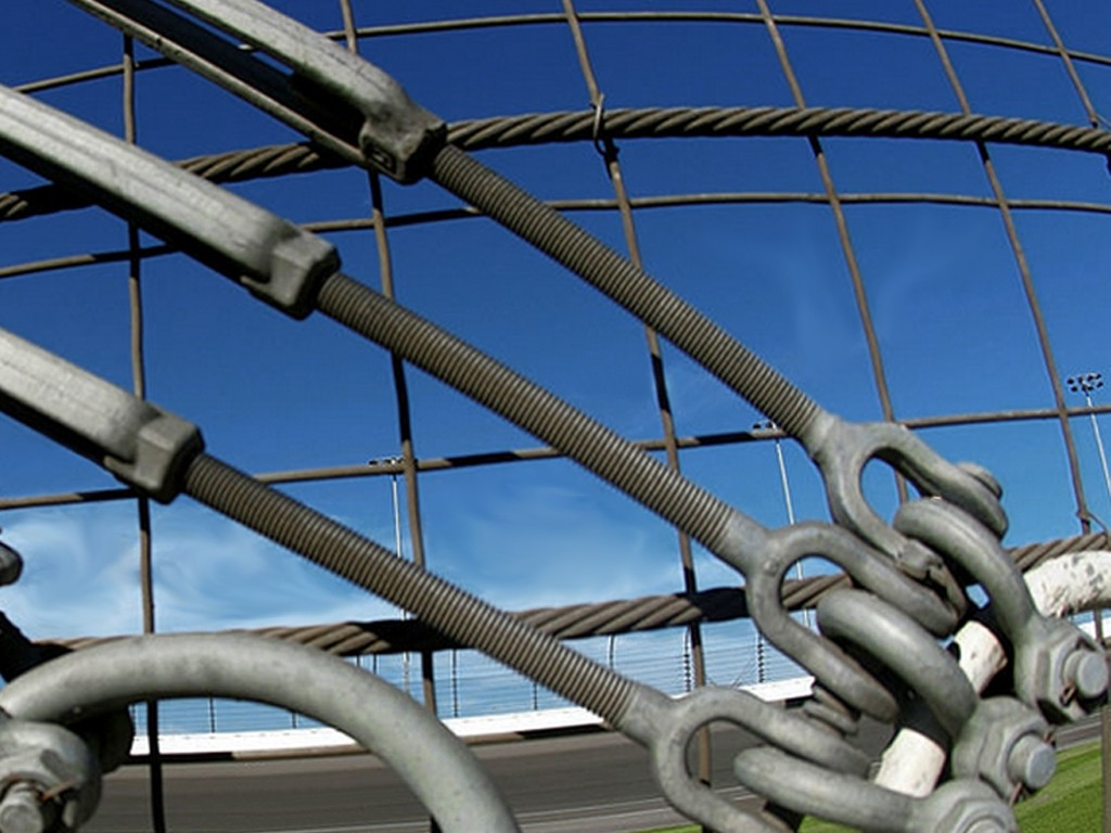 A Choice of Wire rope, galvanised, Stainless, nylon, kernmantle, all here at SecureFix Direct