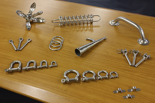 SecureFix Direct - A small sample of our stainless steel range.