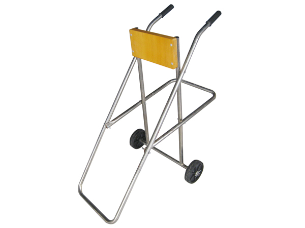 Outboard Motor Engine Holding Trolley Stand Boat