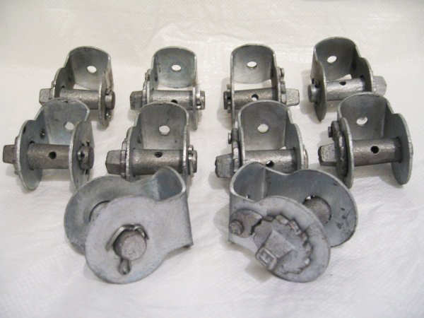 X10 Galvanised Ratchet Strainers - Fencing Fence Post Straining